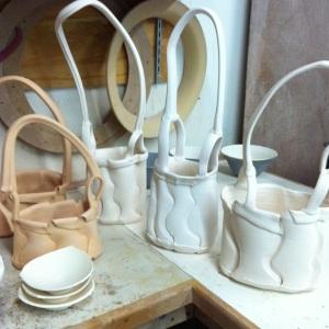 Laurie Erdman pottery